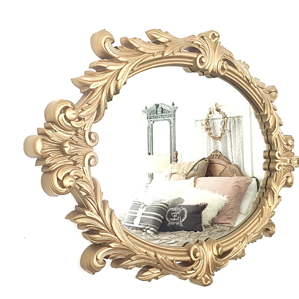 Ornate Mirrors Bring So Much Excitement to Home Decor