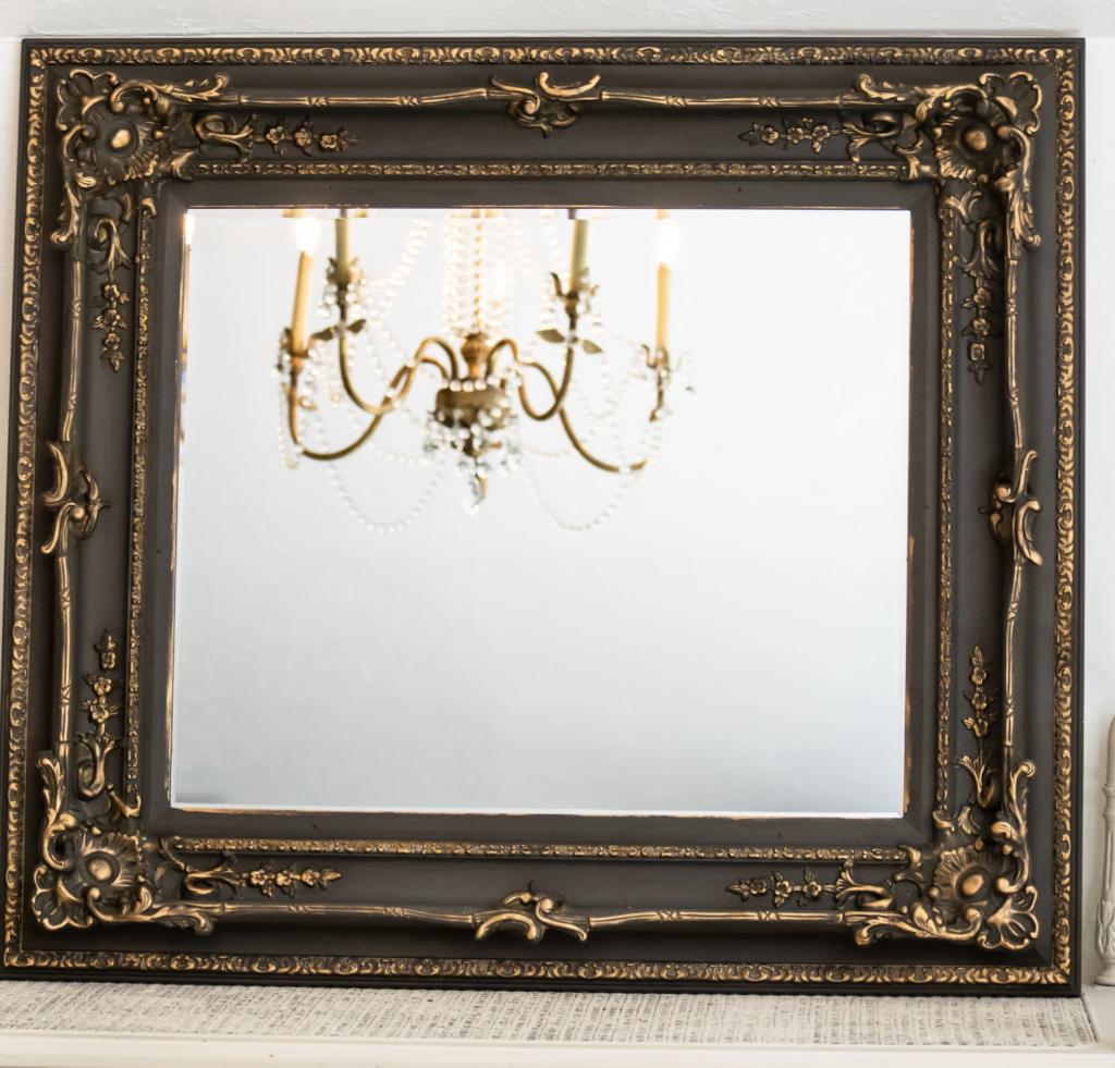 antique vintage mirror