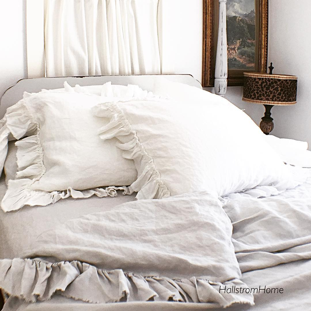 New to Hallstrom Home: Luxury Linens