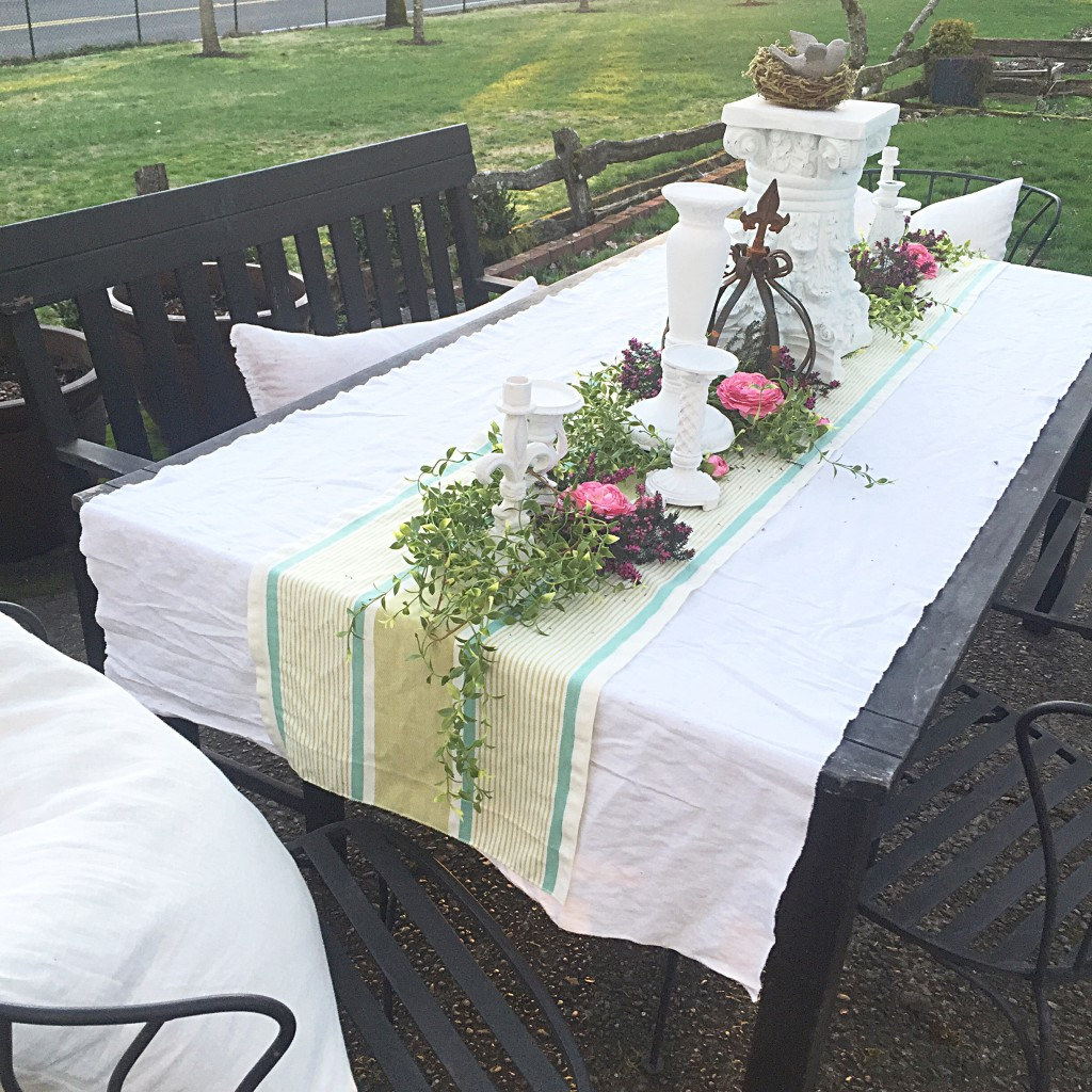 Vintage Outdoor Garden Party Decoration Ideas Hallstrom Home