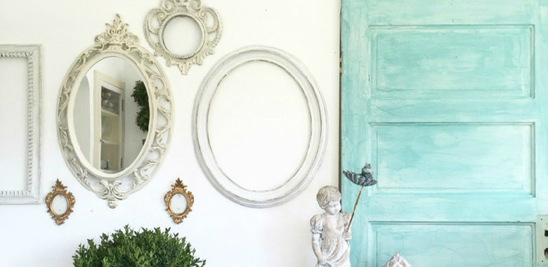 How to Create a No Stress Gallery Wall