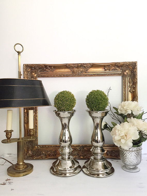 A Rich Elegant Style when styling candle holders