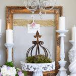 Hallstrom Home DIY Wedding Memory Board Frames