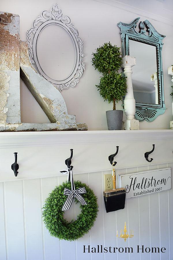Hallstrom Home Easy DIY Shiplap Wall Tutorial entry