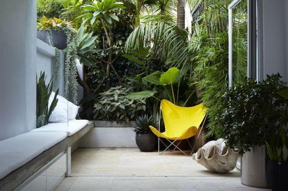 5 Garden Spaces We Love by Hallstrom Home