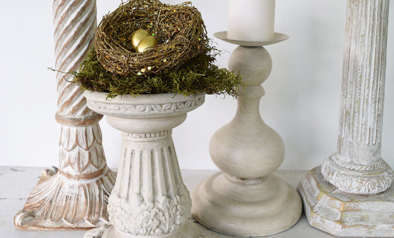 Decorating Start Small by Hallstrom Home