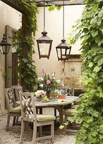 Hallstrom Home ~ 5 Garden Spaces We Love