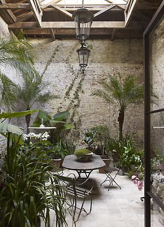 Hallstrom Home - 5 Garden Spaces We Love