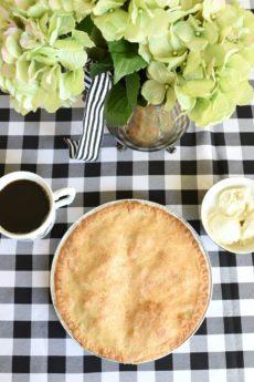 Apple Pie Recipe Hallstrom Home
