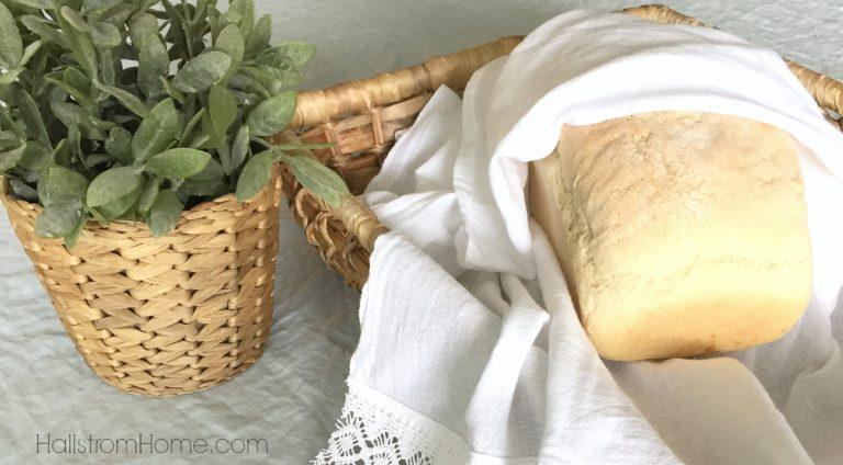 Bread Recipe Hallstrom Home