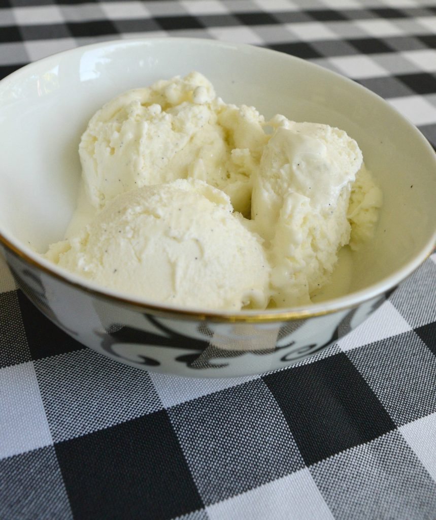 Hallstrom Home Ice Cream Recipe