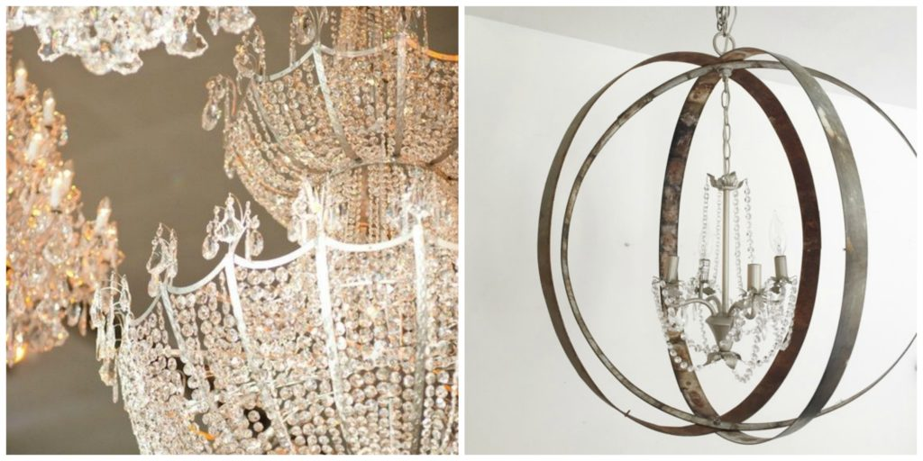Wedding Chandelier Shooting and Style Tips