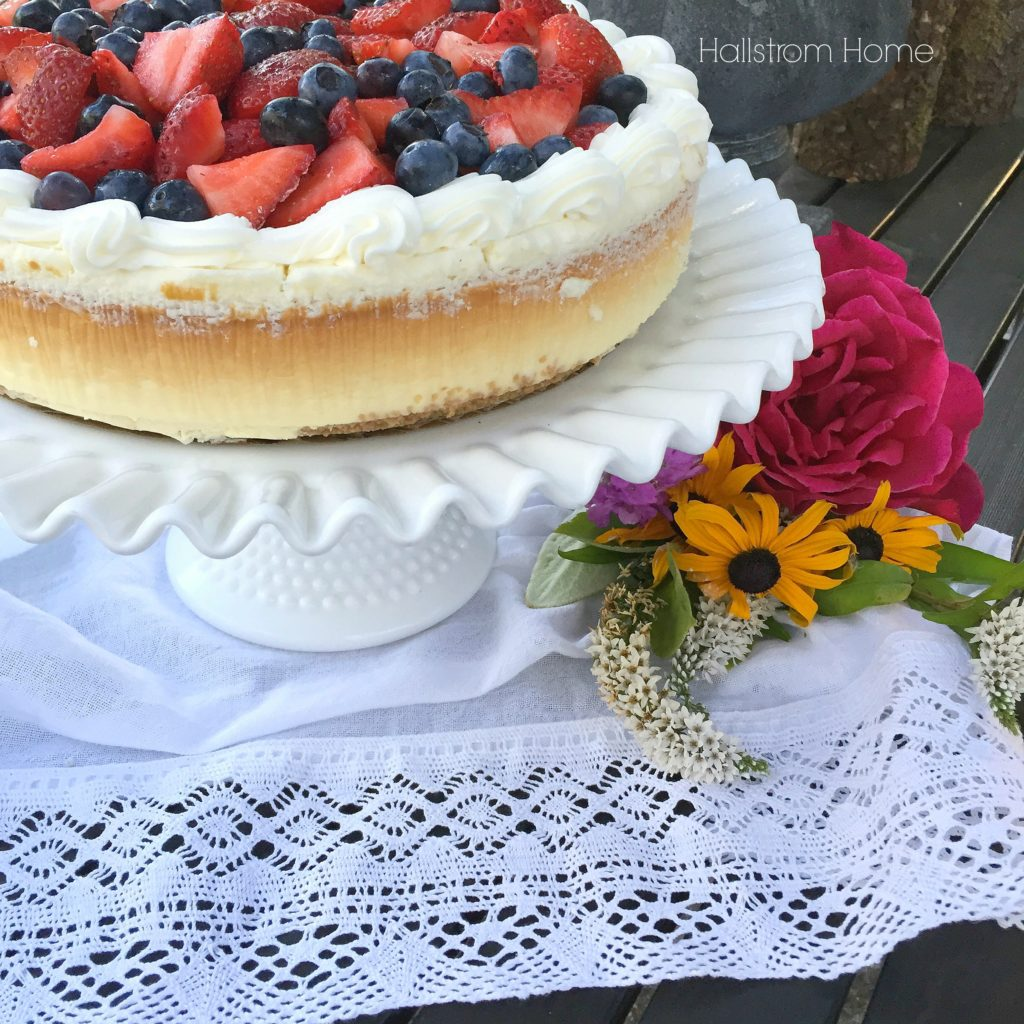 DIY Store Bought Cake Styling Hallstrom Home