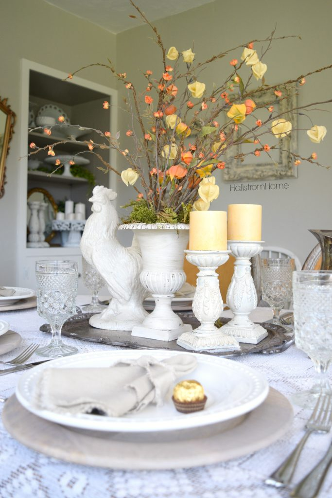 Transition Your Decor Summer to Fall - Hallstrom Home