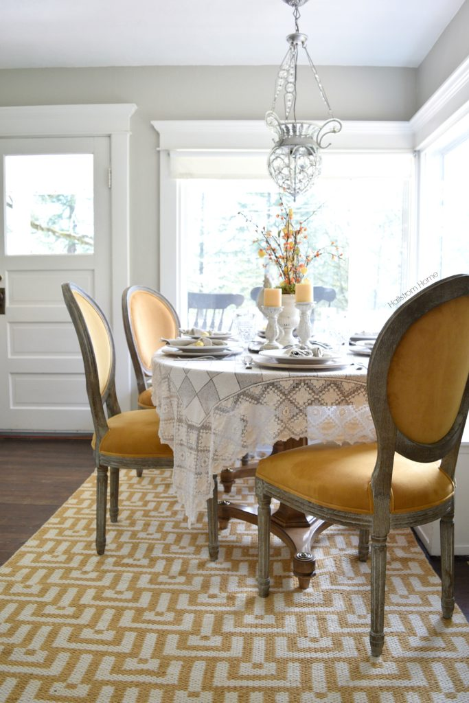 Transition Your Decor Summer to Fall Hallstrom Home