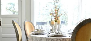 Transition Your Decor Summer to Fall Hallstrom Home blog
