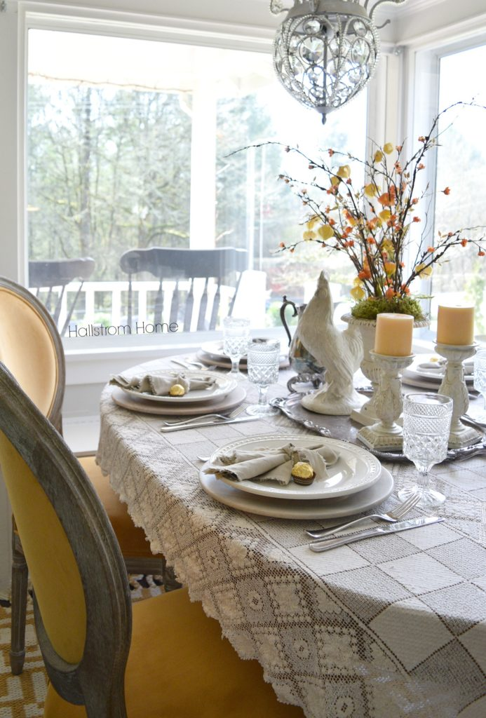 Transition Your Decor Summer to Fall by Hallstrom Home