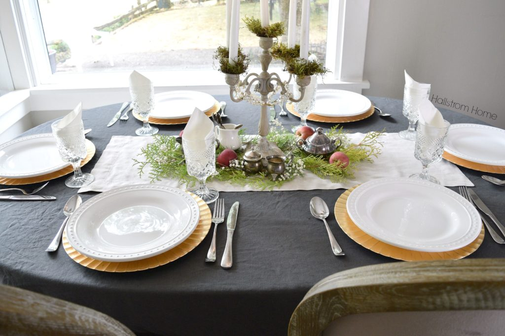 7 Secrets to a Cozy Thanksgiving Table Setting & 7 Secrets to a Cozy Thanksgiving Table Setting ~ Hallstrom Home