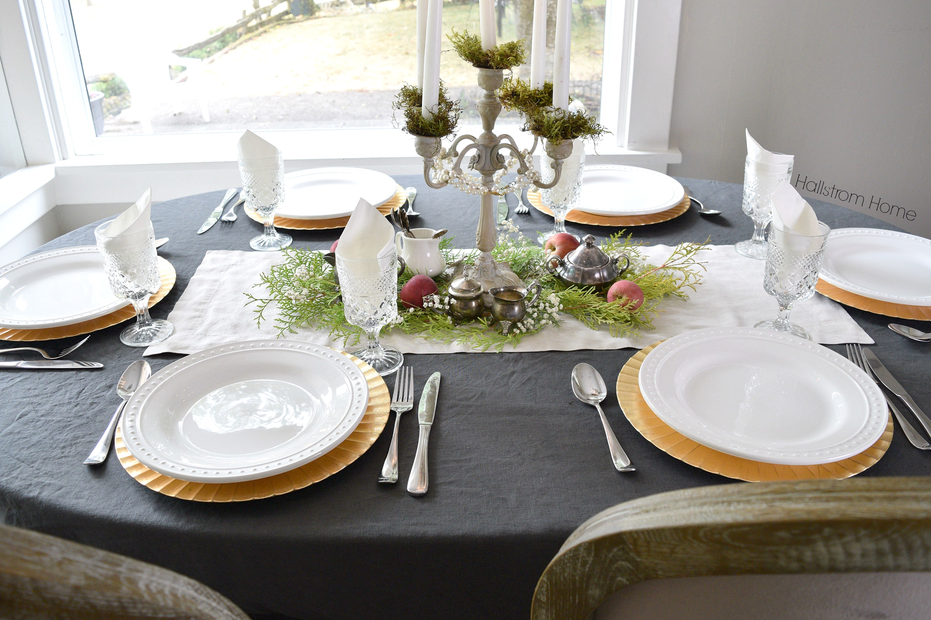 7 Secrets to a Cozy Thanksgiving Table Setting