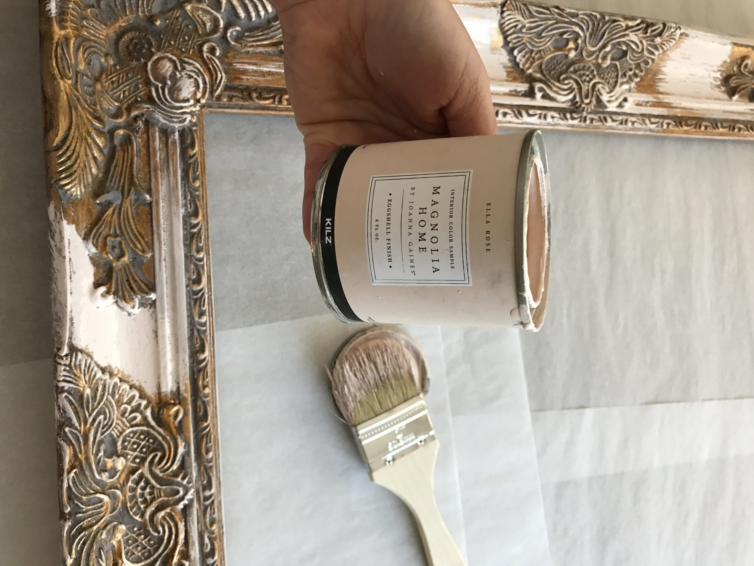 Magnolia Home Kilz Paint with Joanna Gaines