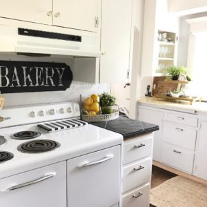 Updating Your Farmhouse Kitchen Under 1000