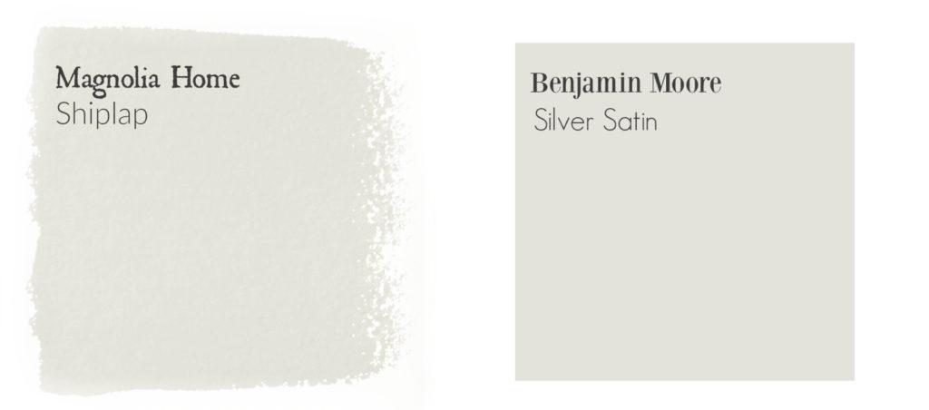 Shiplap-paint-match Magnolia Home Paints