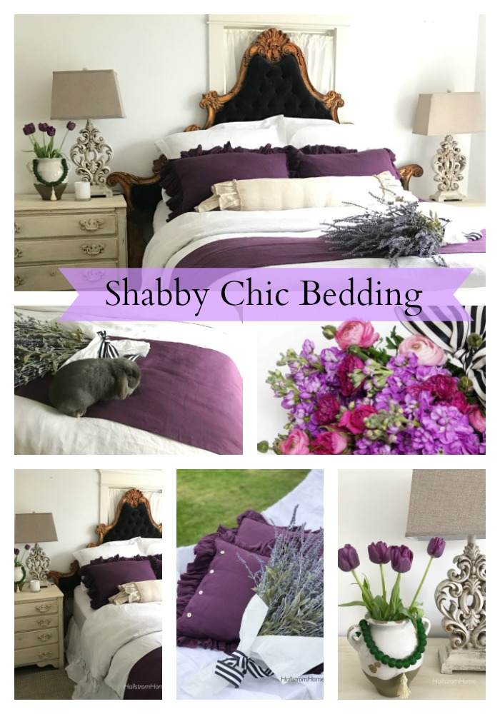 Romantic Shabby Chic Bedding