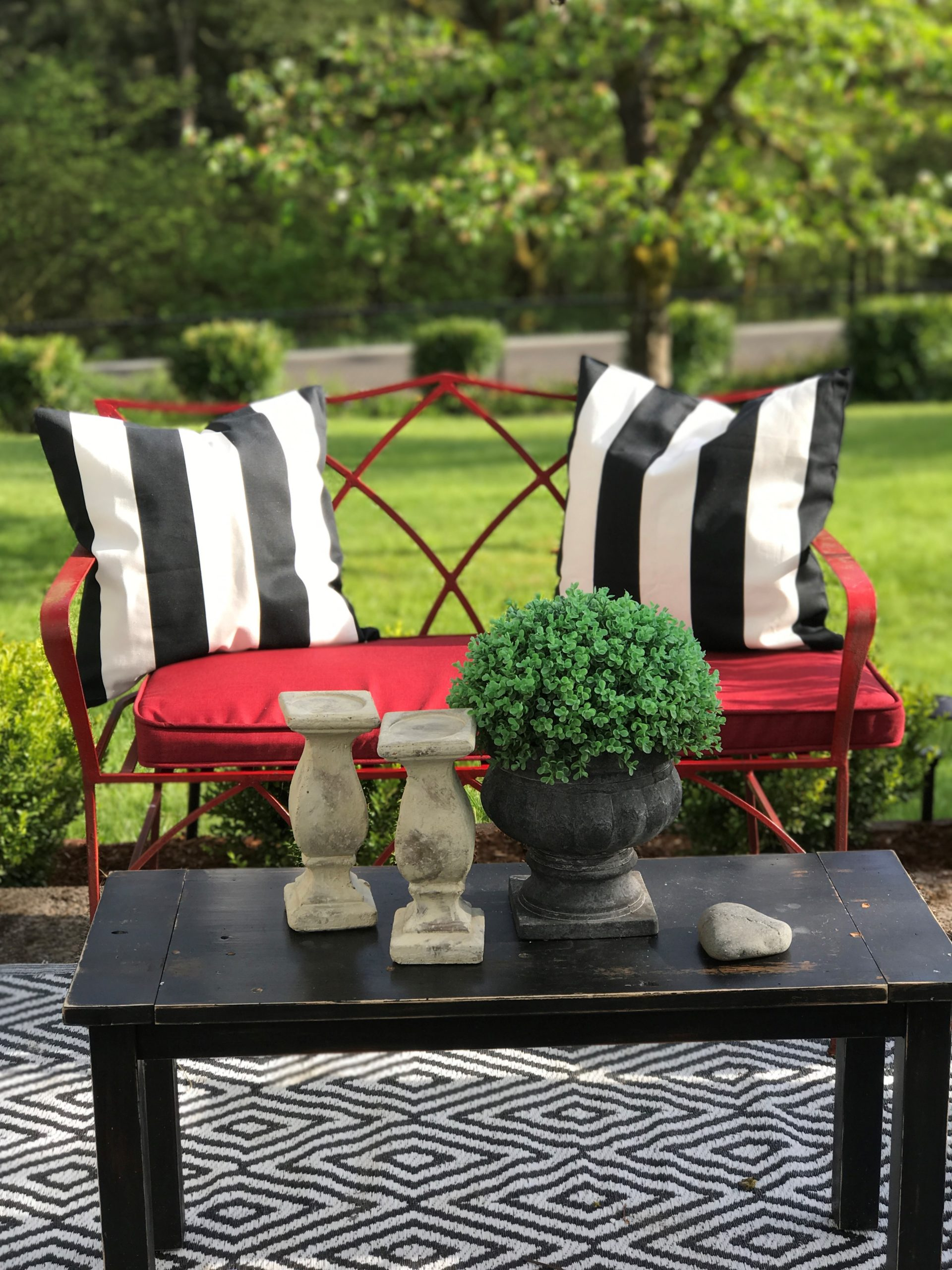 DIY Waterproofing Pillows for Outdoors