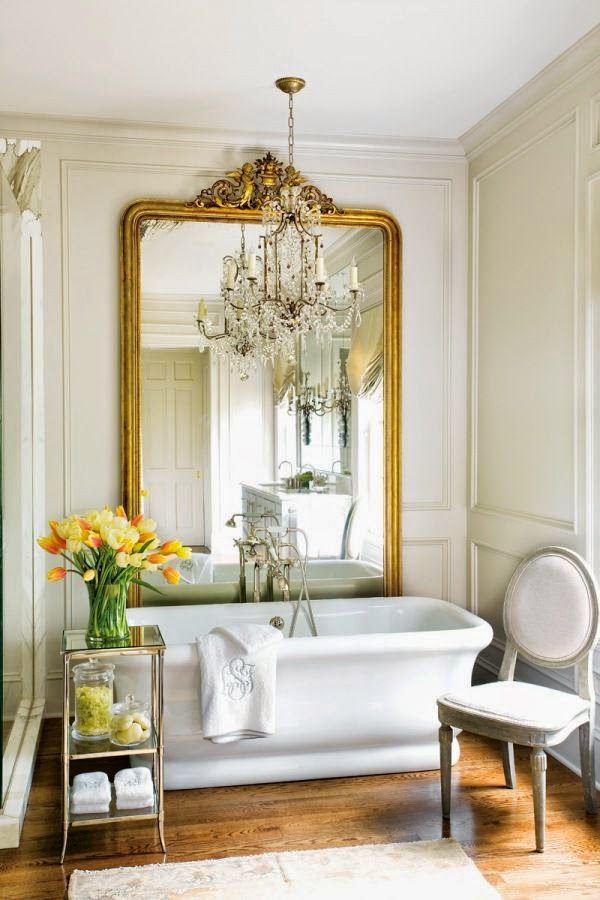 19 Bathroom Mirrors
