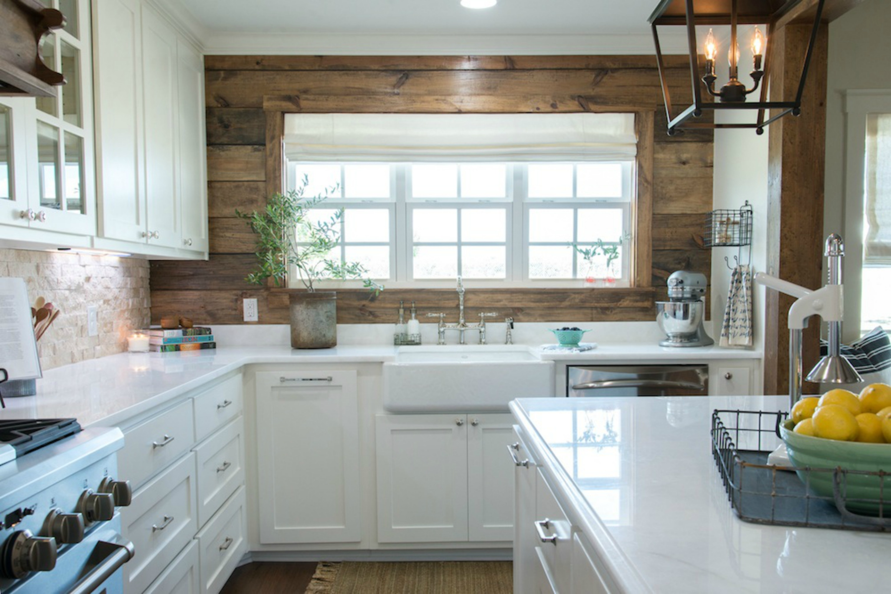Seven Farmhouse Kitchen Designs