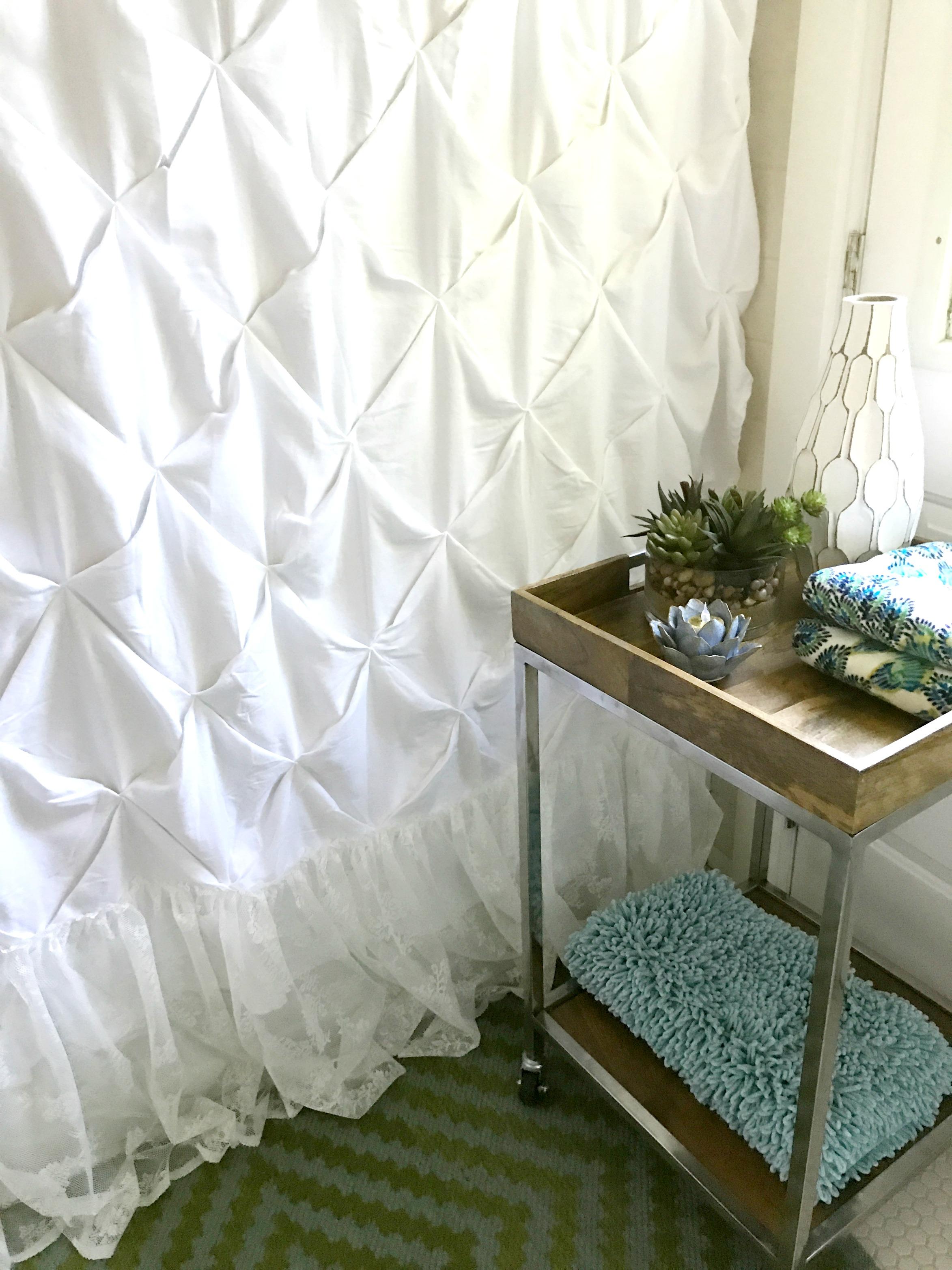 Updating a Small Farmhouse Bathroom