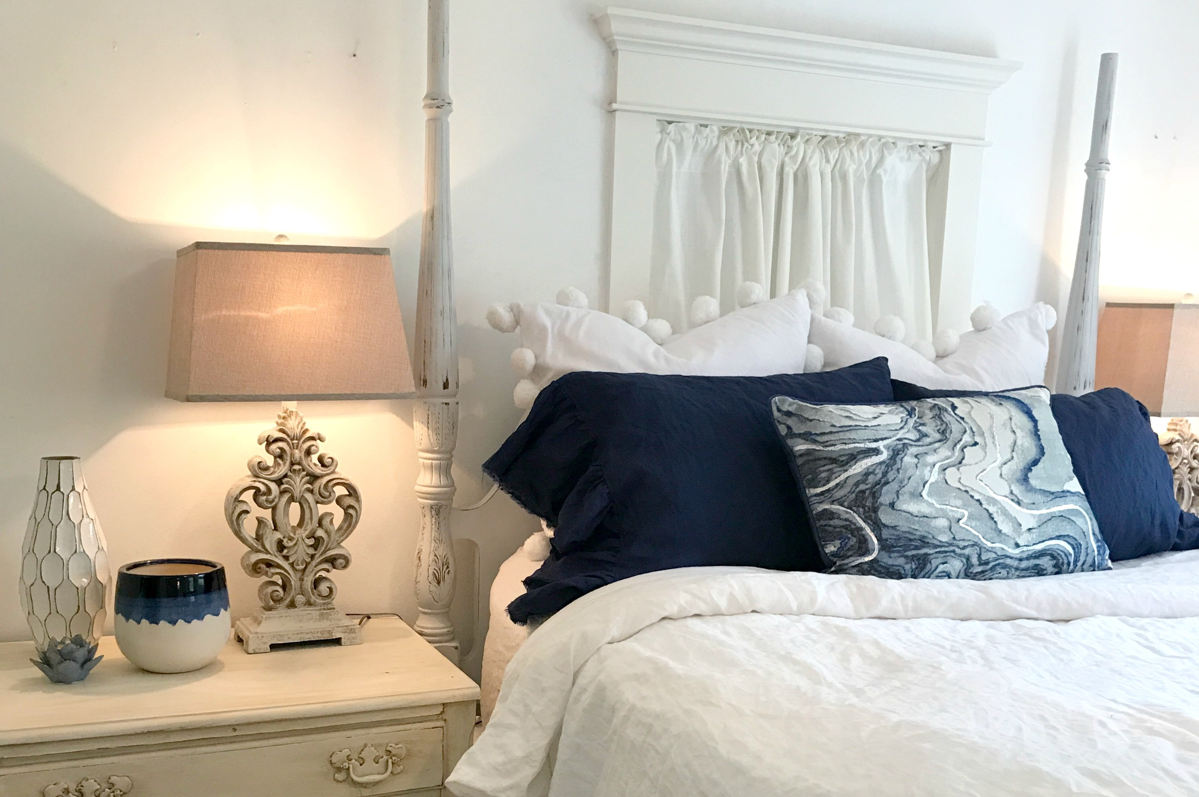 Master Bedroom Updates 5 easy master bedroom updates ~ hallstrom home