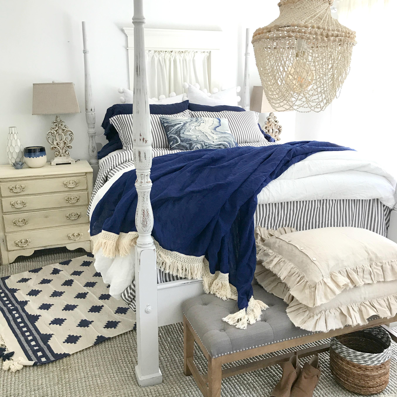 5 Easy Master Bedroom Updates