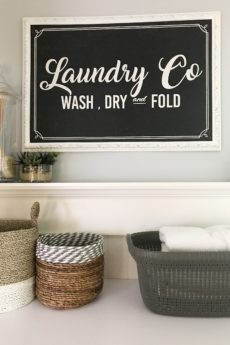 How to Organize Your Laundry Room For The New Year