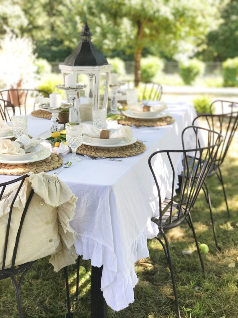 Styles And Tips For Al Fresco Summer Dining Hallstrom Home