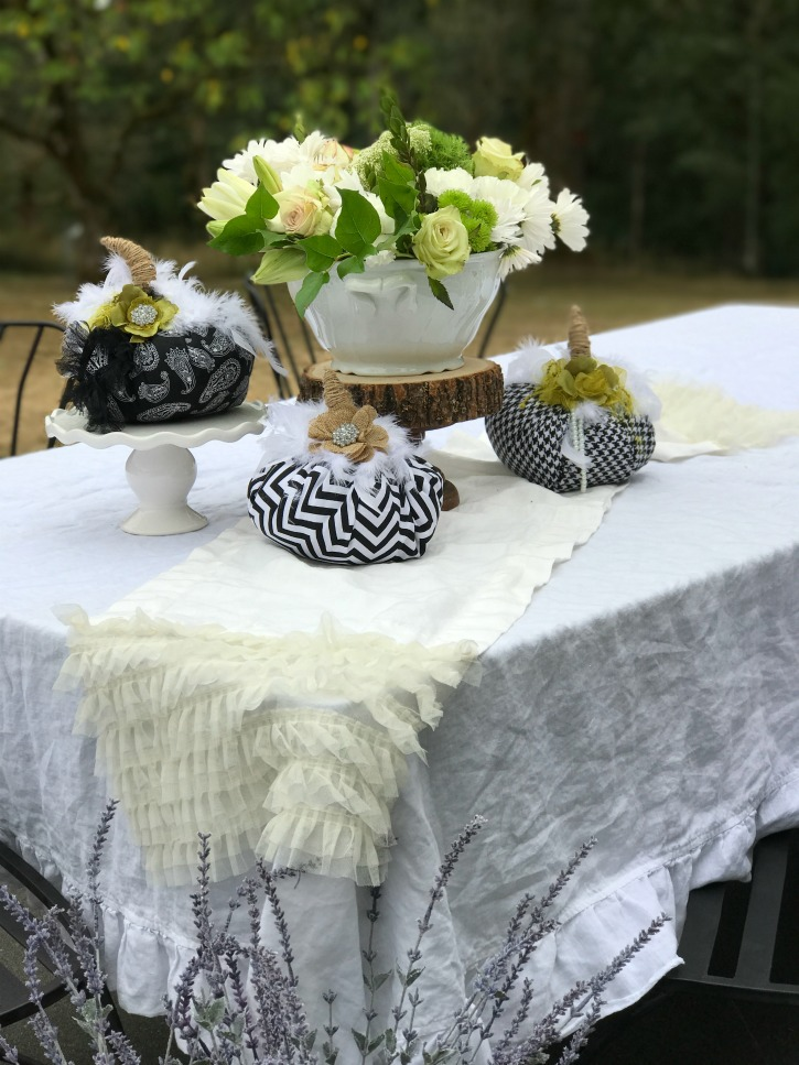 3 Tips You Want to Know When Making Fabric Pumpkins