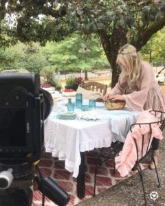 Behind the Scenes with Fifi O8217Neill