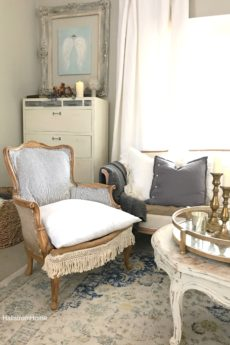 Easy Deconstructed Chair Tutorial-Hallstrom Home