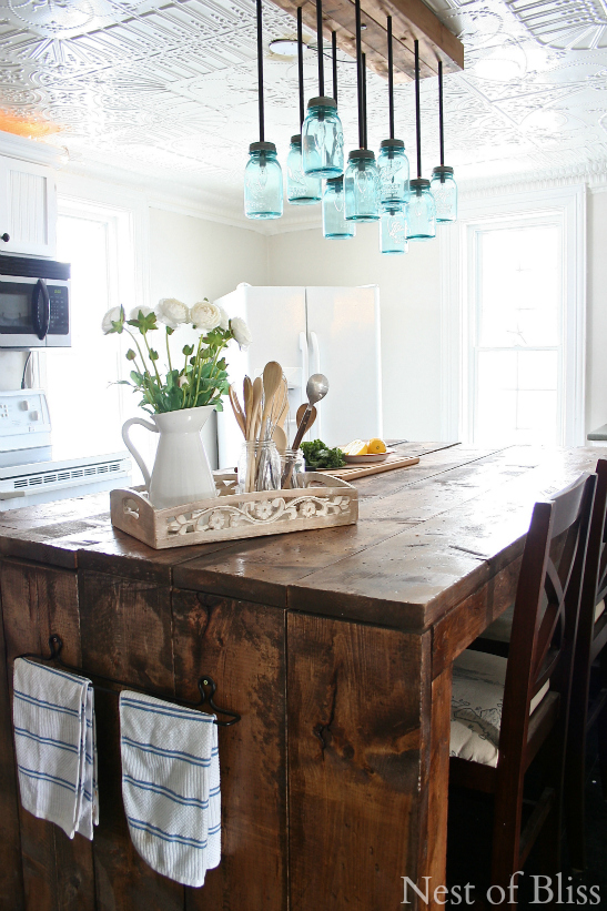 13 Gorgeous Farmhouse Chandeliers for Every Home|farmhouse chandelier|shabby chic lighting|shabby chic chandelier|farmhouse lighting|crystal chandelier|wood chandelier|farmhouse pendant|wood bead chandelier|shabby chic home|farmhouse home decor|bedroom lighting|kitchen lighting|lighting|hallstromhome