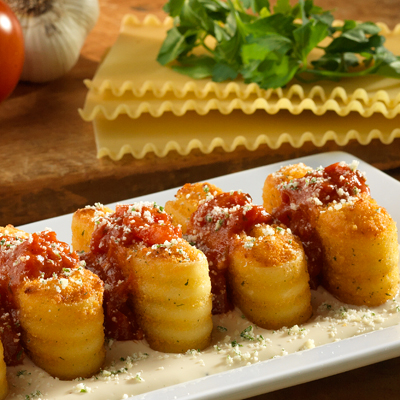 12 easy olive garden recipes for a crowd hallstrom home - Olive garden crispy risotto bites ...