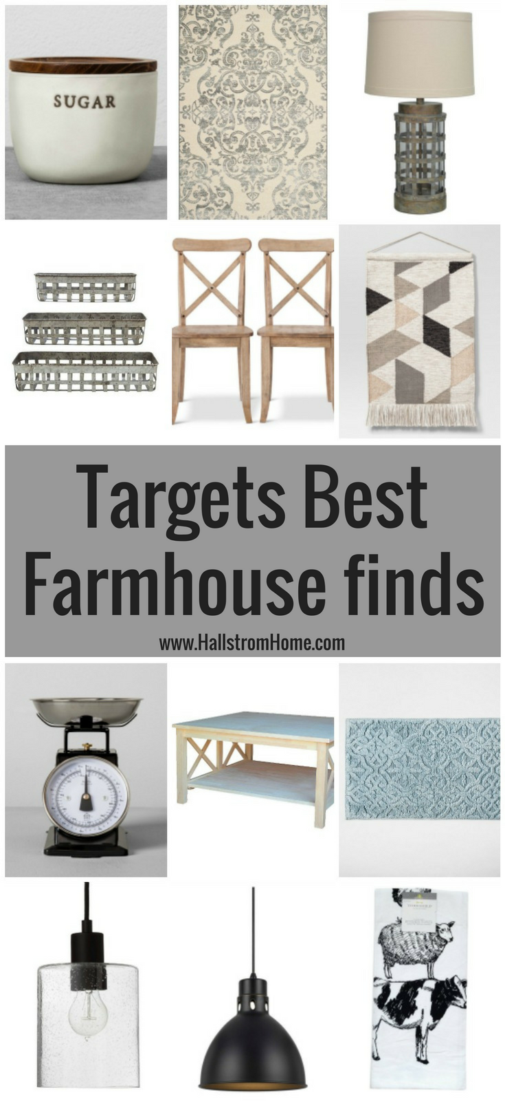 Targets Best Farmhouse Finds