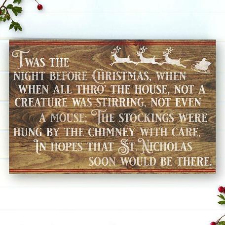 20 Favorite Farmhouse Christmas Signs
