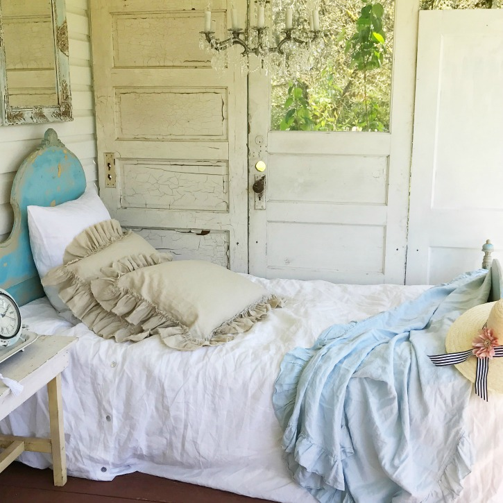 My Neutral Shabby Chic Farmhouse