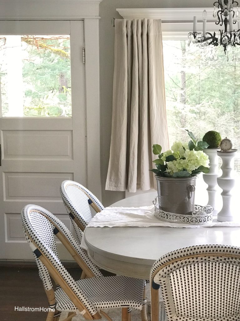 Shop Sources- Breakfast Nook