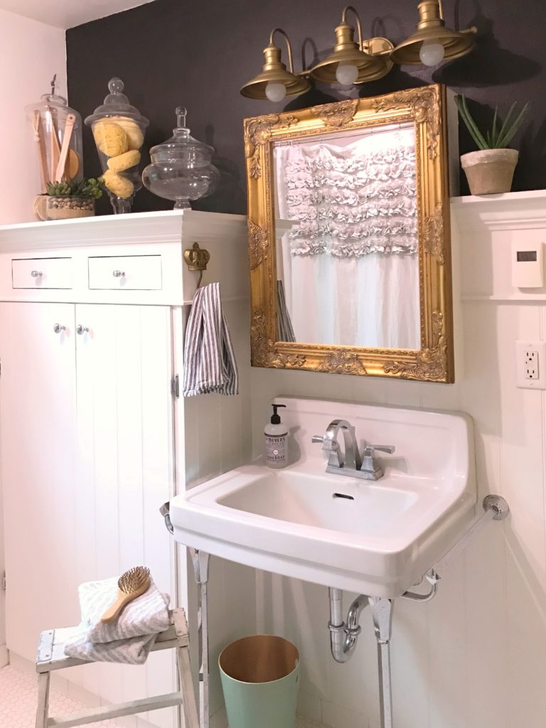 Shop Sources- Farmhouse Bathroom