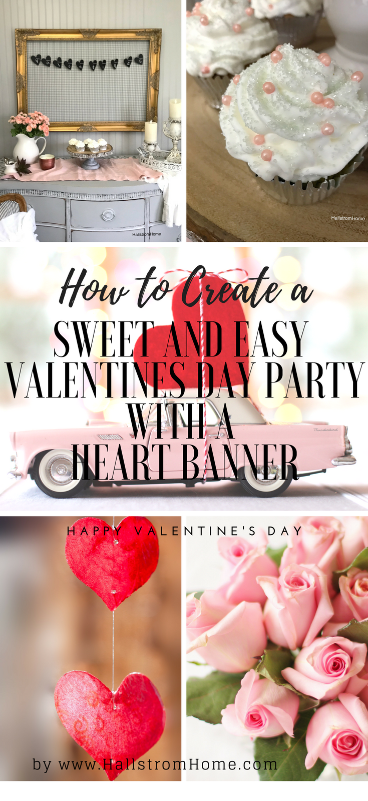 How to make a sweet and easy valentines day