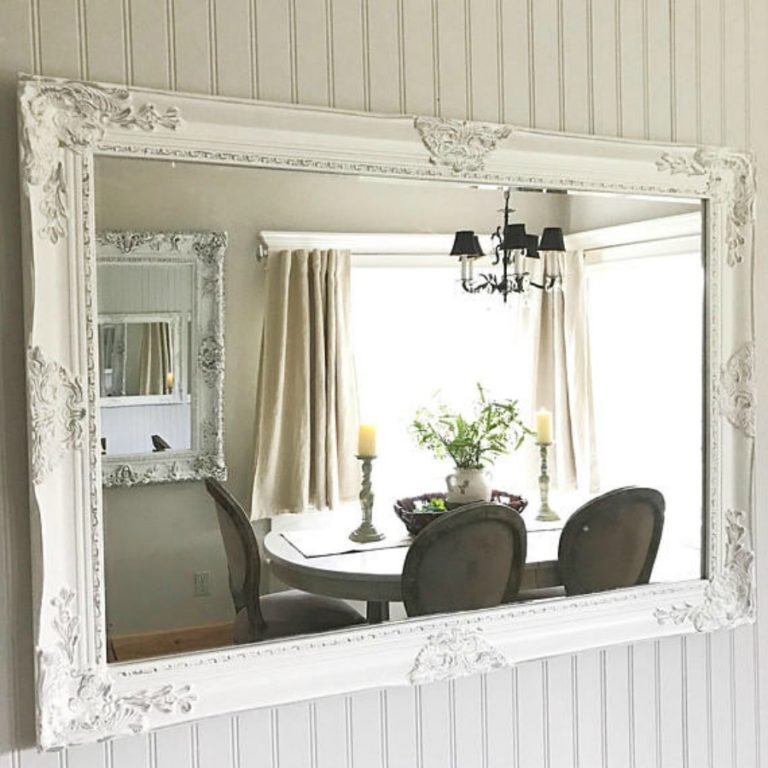 12 Techniques to Painting Antique Mirrors