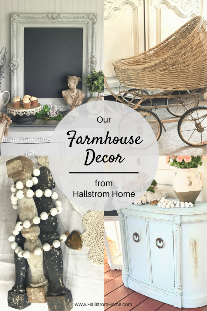 Our Farmhouse Decor from HallstromHome|farmhouse decor|custom home decor|custom home|custom paint|farmhouse home|shabby chic |shabby chic style|french home decor|mirror|custom mirrors|custom home decor|home design|HallstromHome.com
