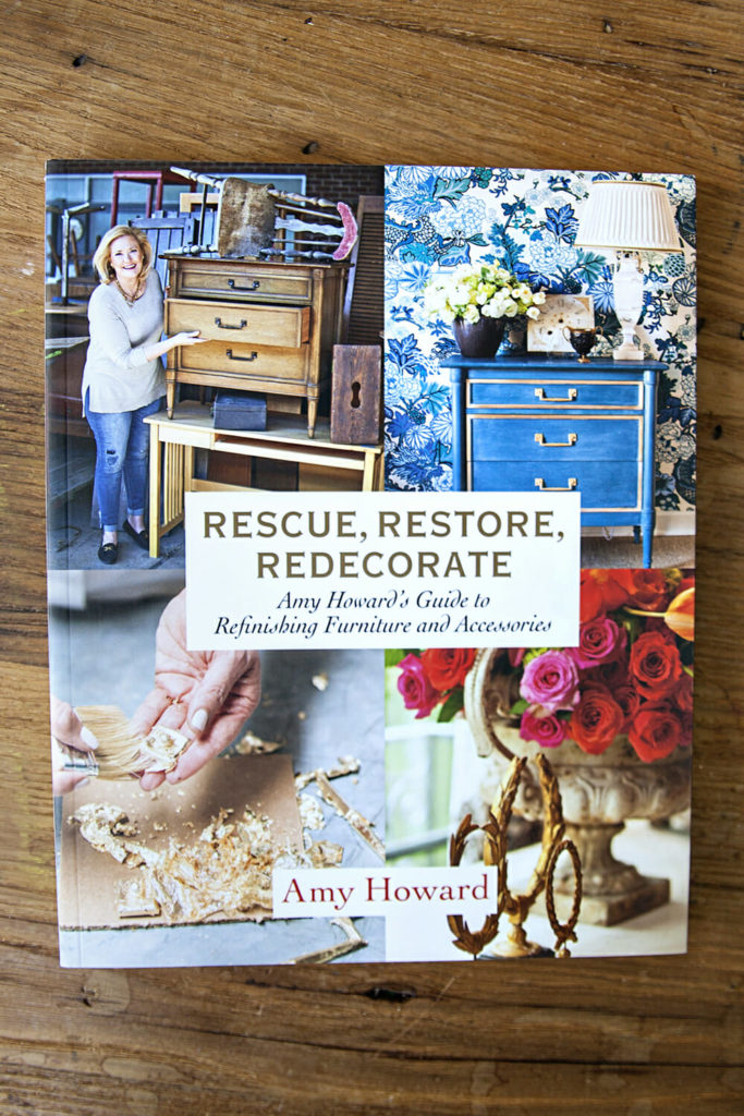 Amy Howard Rescue restore Redecorate book
