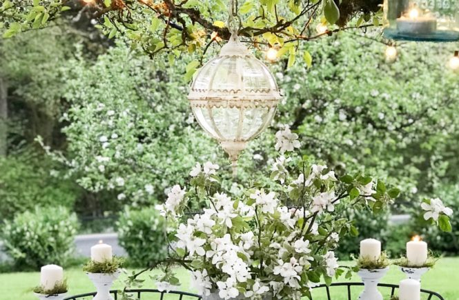 outdoor farmhouse dining ideas made easy